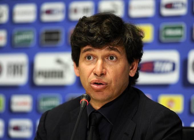 il vicepresidente della Figc Demetrio Albertini (Getty Images)
