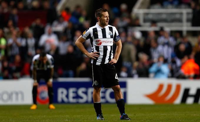 Il centrocampista del Newcastle Yohan Cabaye (Getty Images)