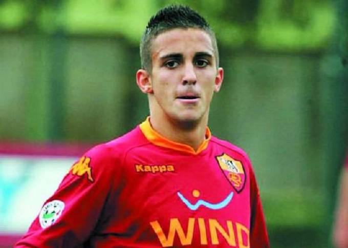 Il centrocampista Marco D'Alessandro