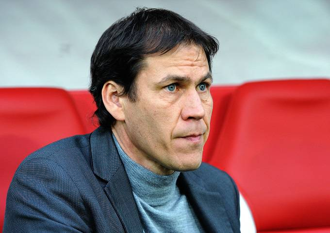 Il tecnico francese Rudi Garcia (Getty Images)