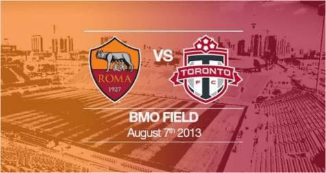 As Roma-Toronto Fc