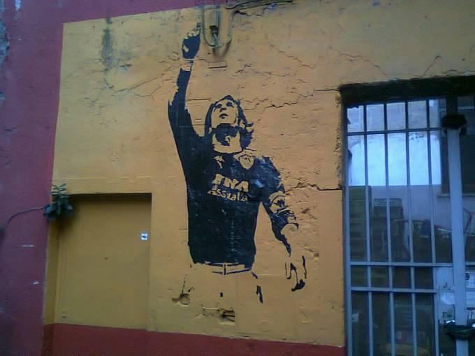 Murales Totti Monti2