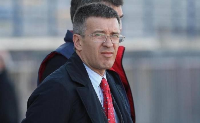 Claudio Fenucci, ad della Roma
