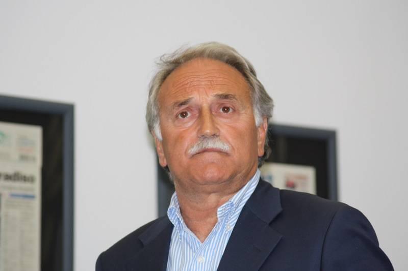 Il ds dell'Udinese Fabrizio Larini