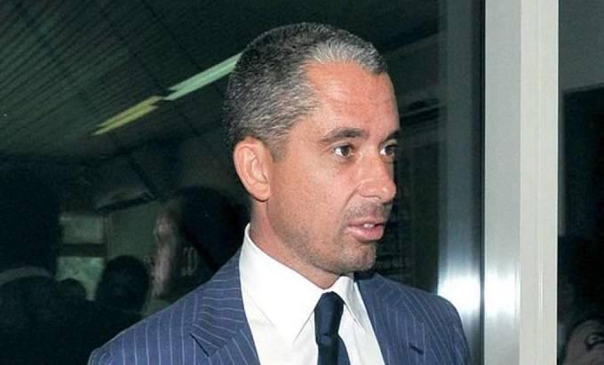 Il presidente di Gea World Alessandro Moggi
