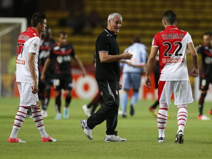 Ranieri allenatore del Monaco