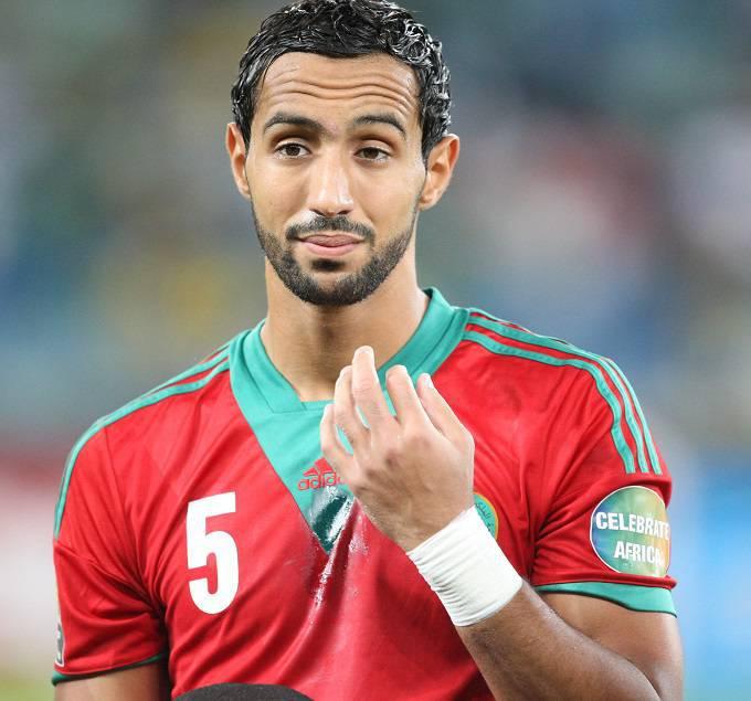 Il difensore marocchino Mehdi Benatia