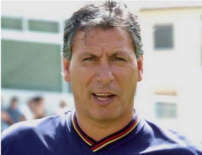 L'ex portiere giallorosso Giovanni Cervone