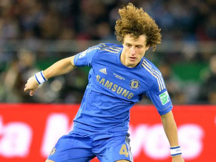 David Luiz del Chelsea