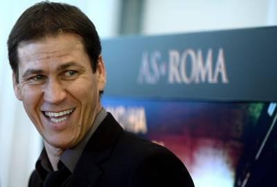 Il tecnico francese Rudi Garcia