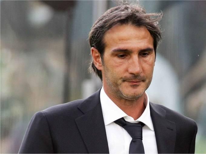 Il collaboratore tecnico del Manchester City Angelo Gregucci