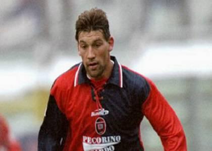 L'ex calciatore uruguaiano Fabian O'Neill