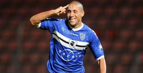 Il centrocampista tunisino Wahbi Khazri