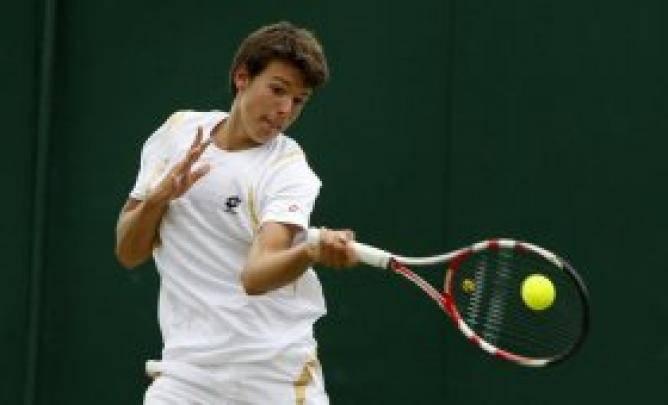 Gianluigi Quinzi a Wimbledon: storica finale per lui
