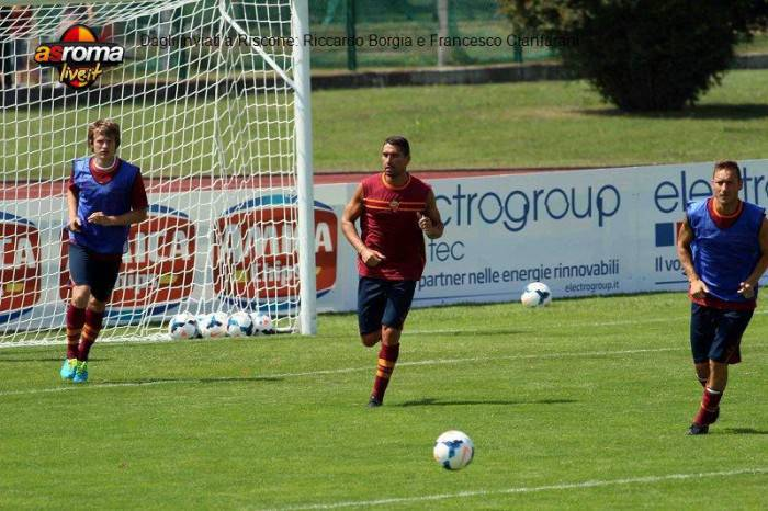 Marco Borriello (foto asromalive.it)