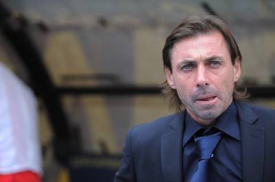 L'ex attaccante Carmine Gautieri