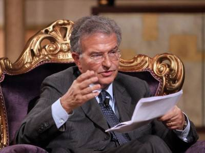 L'onorevole Fabrizio Cicchitto