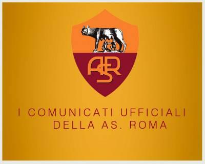 Il Comunicato ufficiale