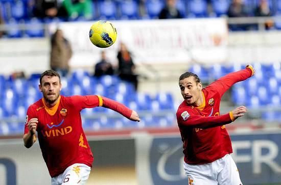 De Rossi e Osvaldo