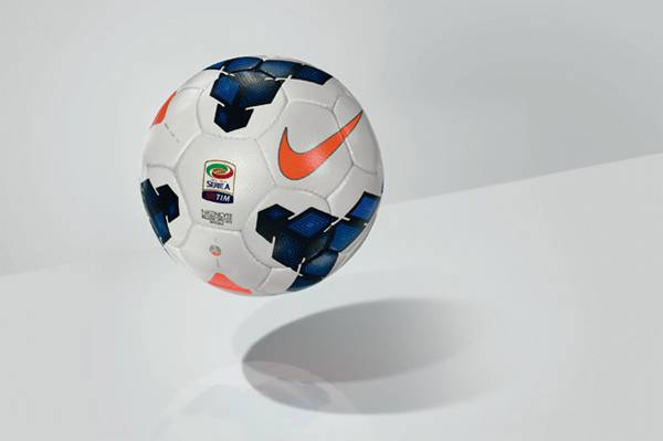 Il nuovo pallone Nike Incyte