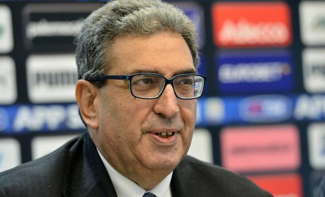 Giorgio Perinetti, dg del Palermo