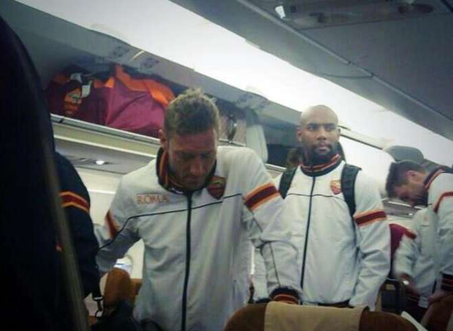 La Roma sbarca a Kansas City