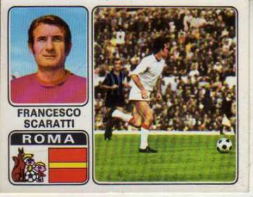 L'ex giallorosso Francesco Scaratti