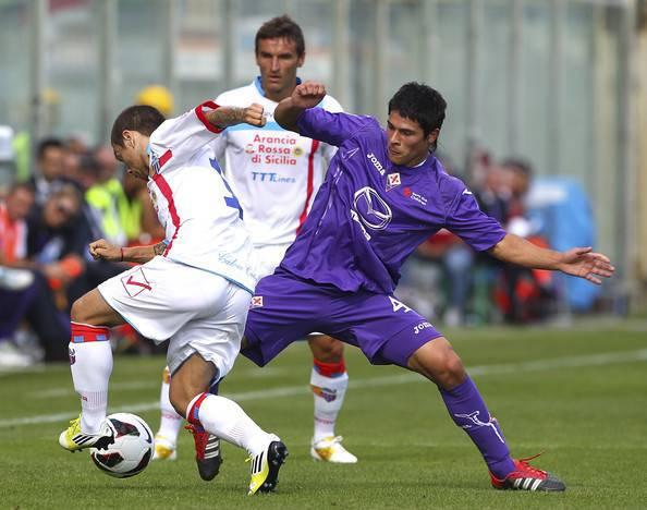 Fiorentina-Catania