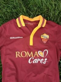 La maglia della Roma 13-14