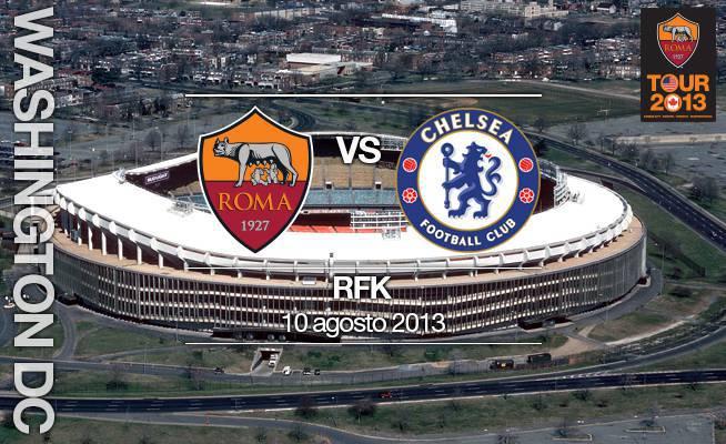 Roma vs. Chelsea