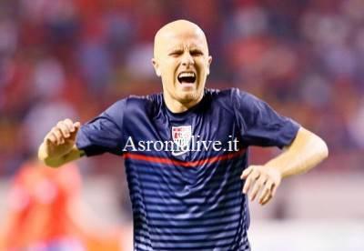 Bradley al momento dell'infortunio (Getty Images)