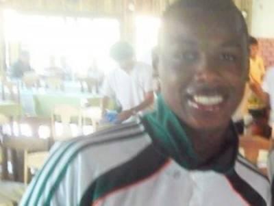 Il giocatore del Fluminense Gabriel Costa