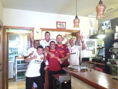 Il Roma Club a Tenerife nelle Isole Canarie