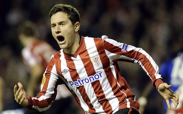 Ander Herrera resta all'Athletic Bilbao