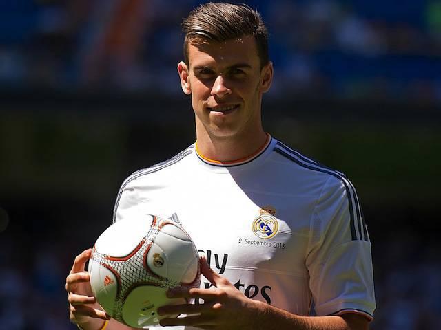 Gareth Bale presentato dal Real