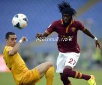 Gervinho contro il Verona