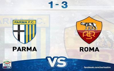 Parma-Roma 1-3