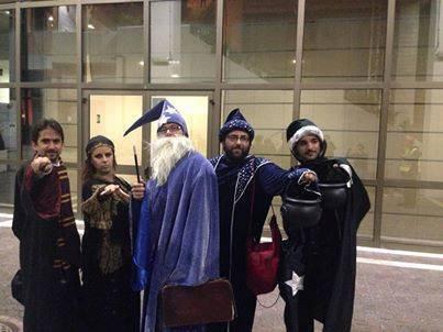 Cinque maghi all'Olimpico (fonte Centrosuonosport)