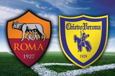 Roma vs. Chievo