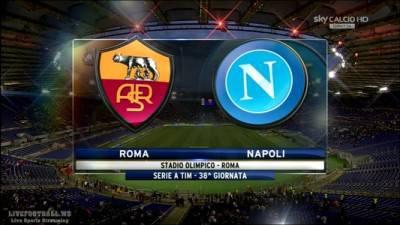 Roma Napoli