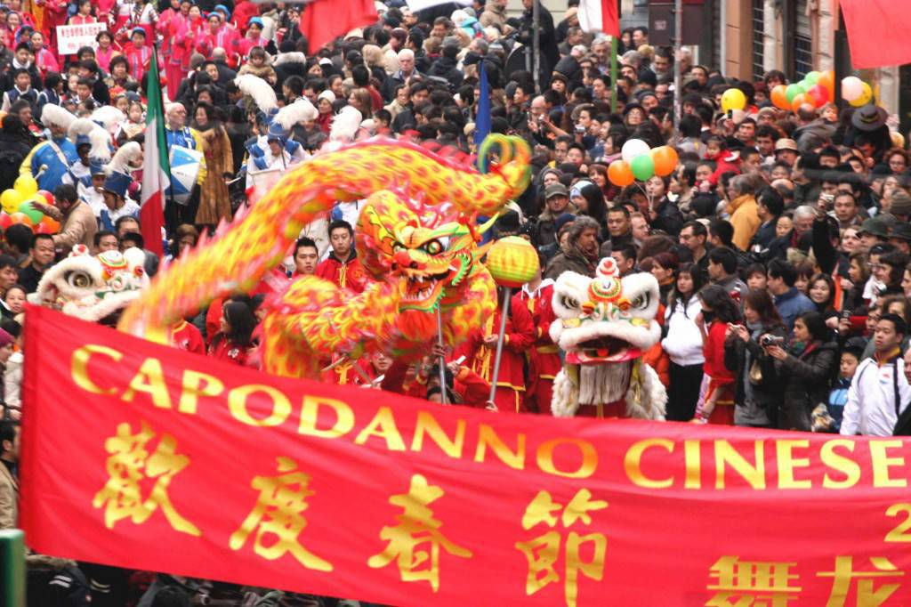 Cinesi Roma