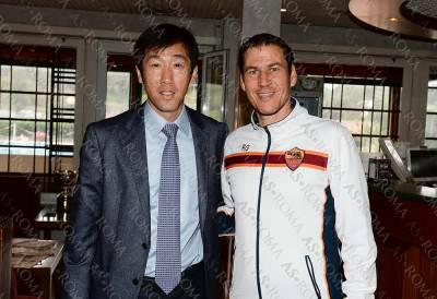 Hongbo e Garcia