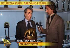 Moratti e Staffelli