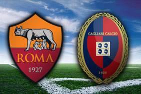 Roma vs Cagliari