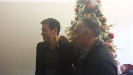 Garcia e Pallotta
