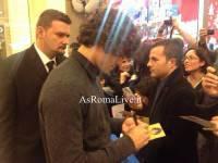 dodò firma autografi