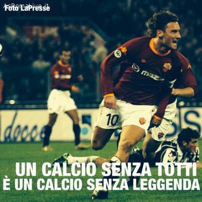 Totti-leggenda