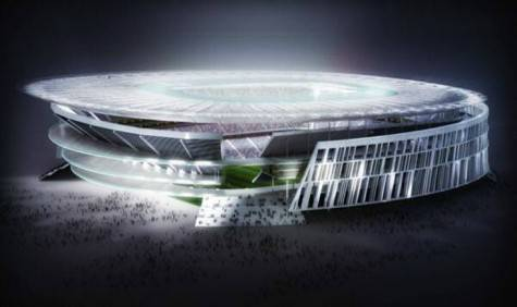 Il nuovo stadio