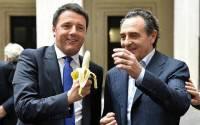 Prandelli e Renzi