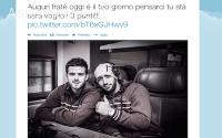 Benatia e Pjanic twitter